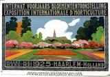 Winter expo int horticulture Haarlem 1925