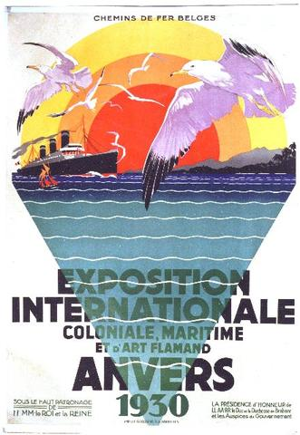Exposition internationale Anvers 1930