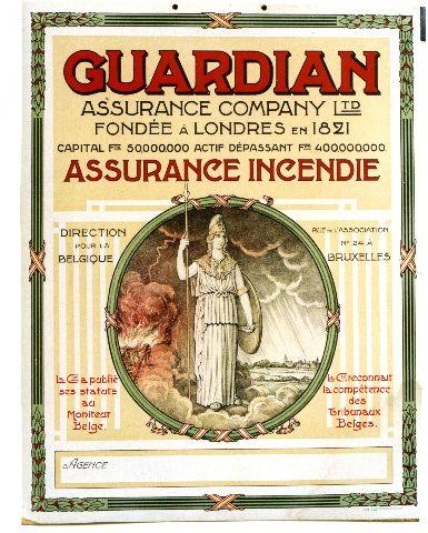 Guardian assurance incendie ma maison de papier for Assurance incendie maison