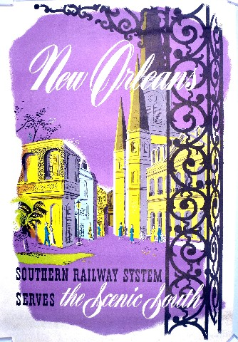 New Orleans -Southern Railway System