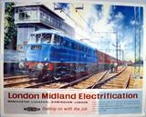 BARBER London Midland Electrification